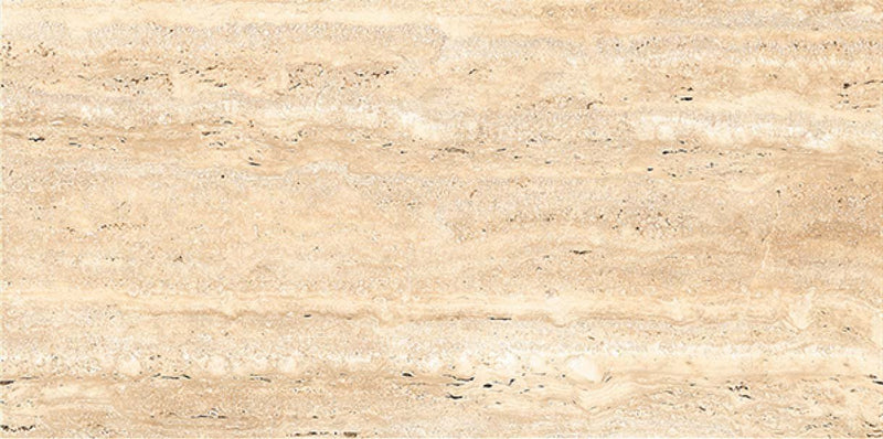 Travertino Crema 60x120cm Porcelain Floor Tile (12005)