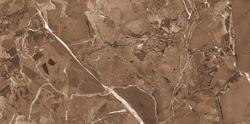 Stonex Brown 40x80cm Porcelain Wall Tile (12301)