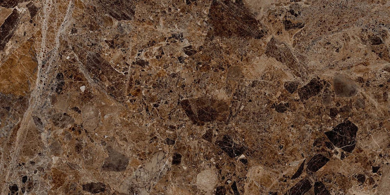 Spider Brown 60x120cm Porcelain Floor Tile (12311)