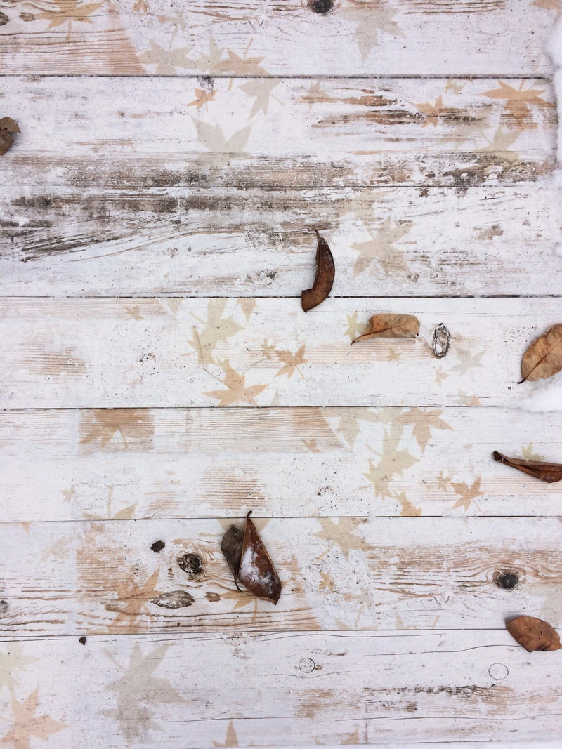 Winter Wood Effect Glazed Wall and Floor Tile