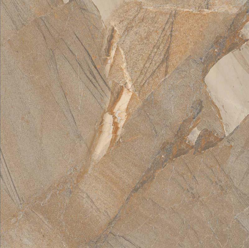 Florence Brown 60x60cm Porcelain Floor Tile (6054)