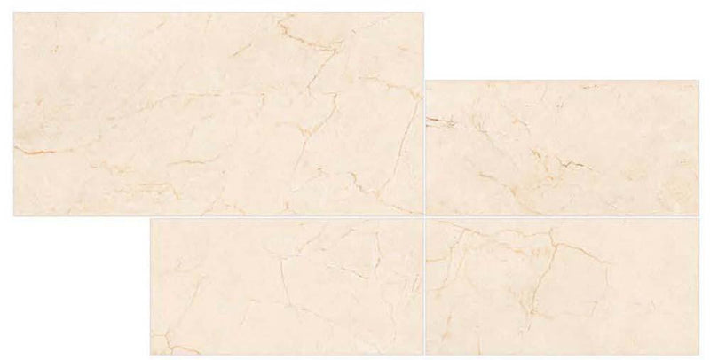 Ambrosia Creama 30x60cm Porcelain Wall and Floor Tile (PGVT Series)