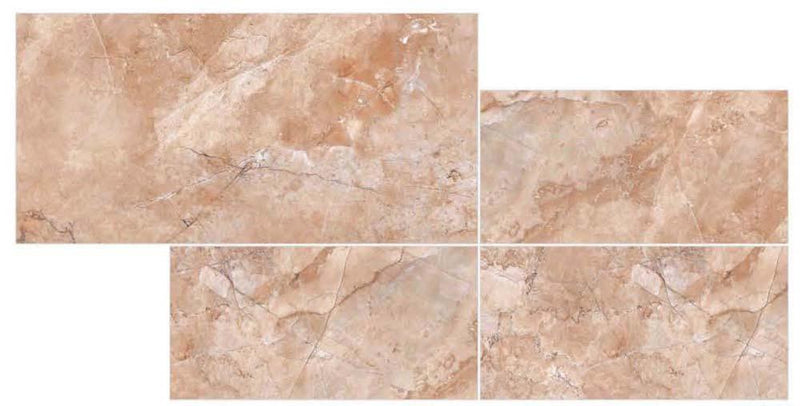 Astilya Brown 30x60cm Porcelain Wall and Floor Tile (PGVT Series)