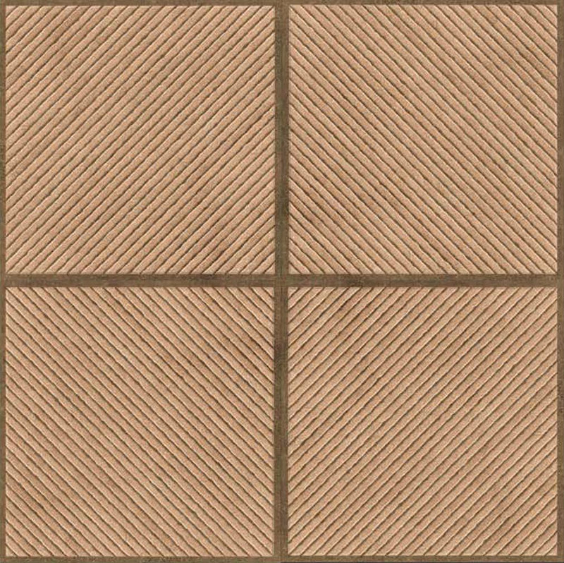 Astrix Brown 40x40cm Porcelain Floor Tile (Parking Series)