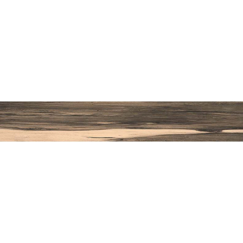 African Wood Black 20x120cm Porcelain Wall and Floor Tile (Wood Collection)