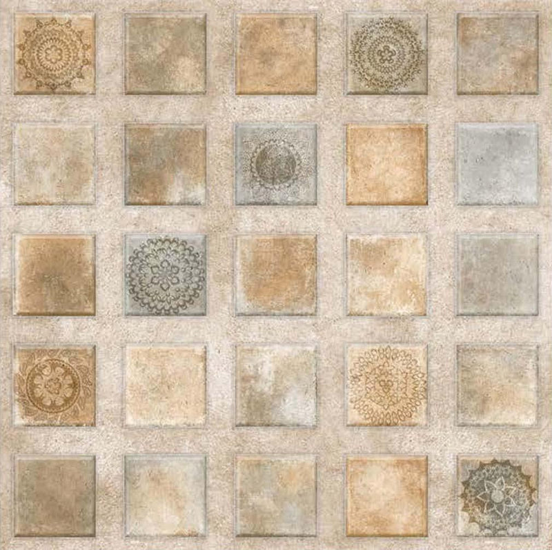 Bellagio Royal 40x40cm Porcelain Floor Tile (Parking Series)