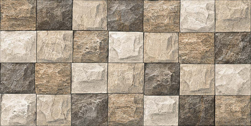 Beryl Copper 30x60cm Porcelain Wall Tile (Elevation Series)