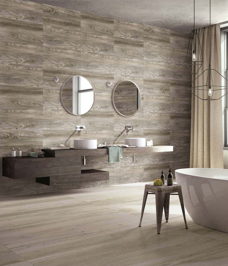 Choco Wood 30x60cm Porcelain Wall and Floor Tile (GVT Series)