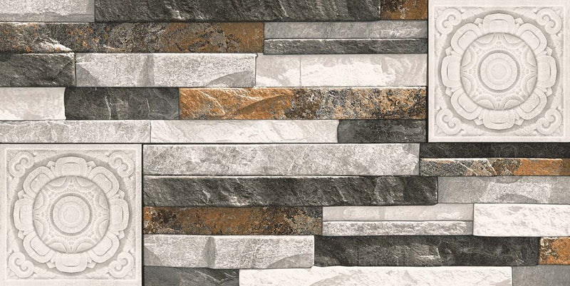Classic Silver 30x60cm Porcelain Wall Tile (Elevation Series)