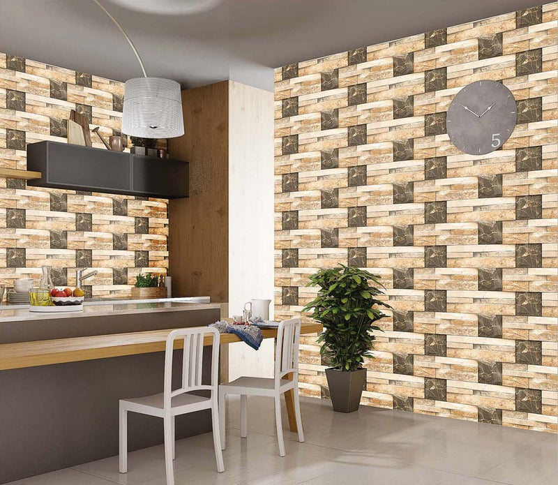 Coral Italian 30x60cm Porcelain Wall Tile (Elevation Series)