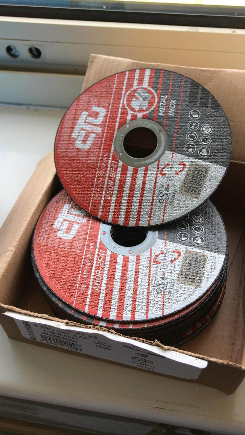 CTU Cutting Disc From £0.99 - Decoridea.co.uk