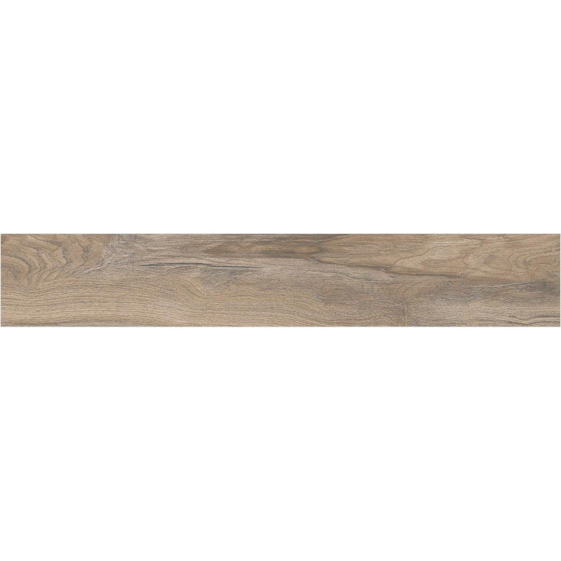 Clara Wood Natural 20x120cm Porcelain Wall and Floor Tile (Wood Collection)