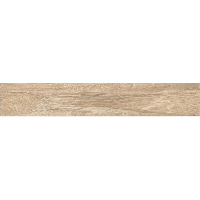 Clara Wood Sandle 20x120cm Porcelain Wall and Floor Tile (Wood Collection)