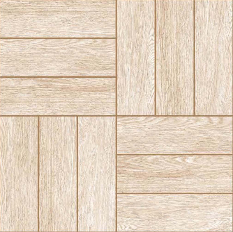 Diamond Wood 40x40cm Porcelain Floor Tile (Parking Series)