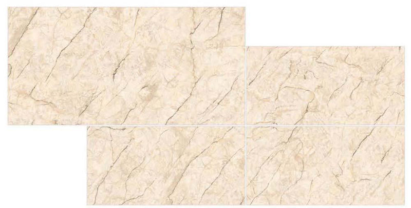 Foshan Brown 30x60cm Porcelain Wall and Floor Tile (PGVT Series)