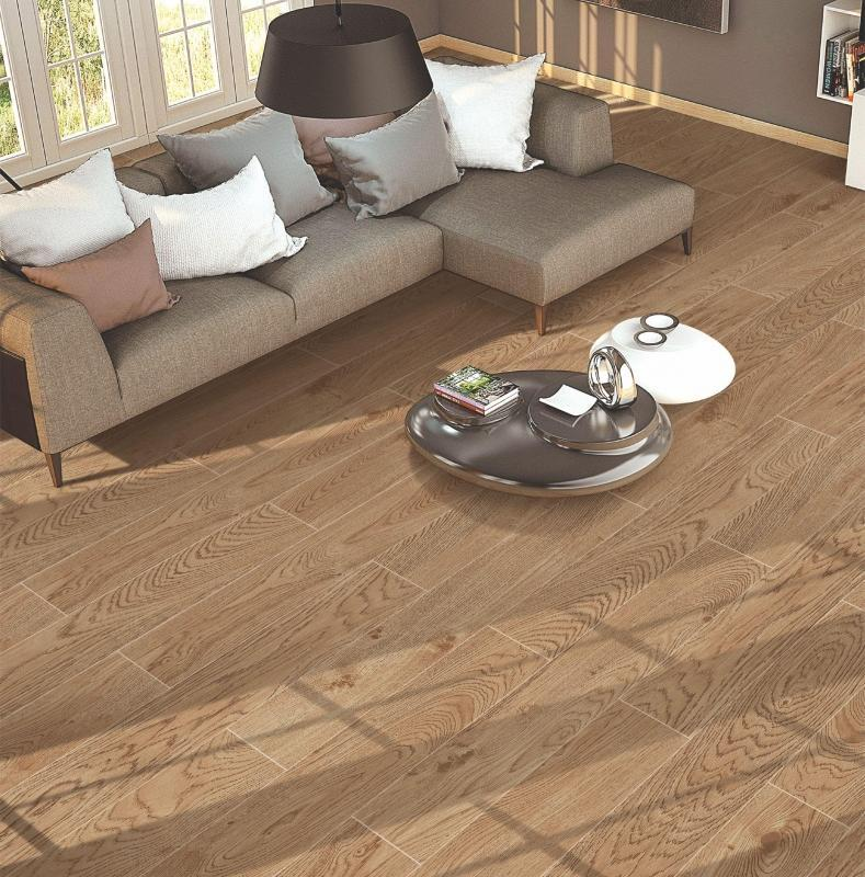 Grain Wood Beige 20x120cm Porcelain Wall and Floor Tile (Wood Collection)