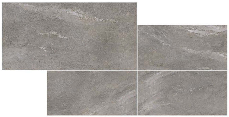 Imperial Grey 30x60cm Porcelain Wall and Floor Tile (GVT Series)