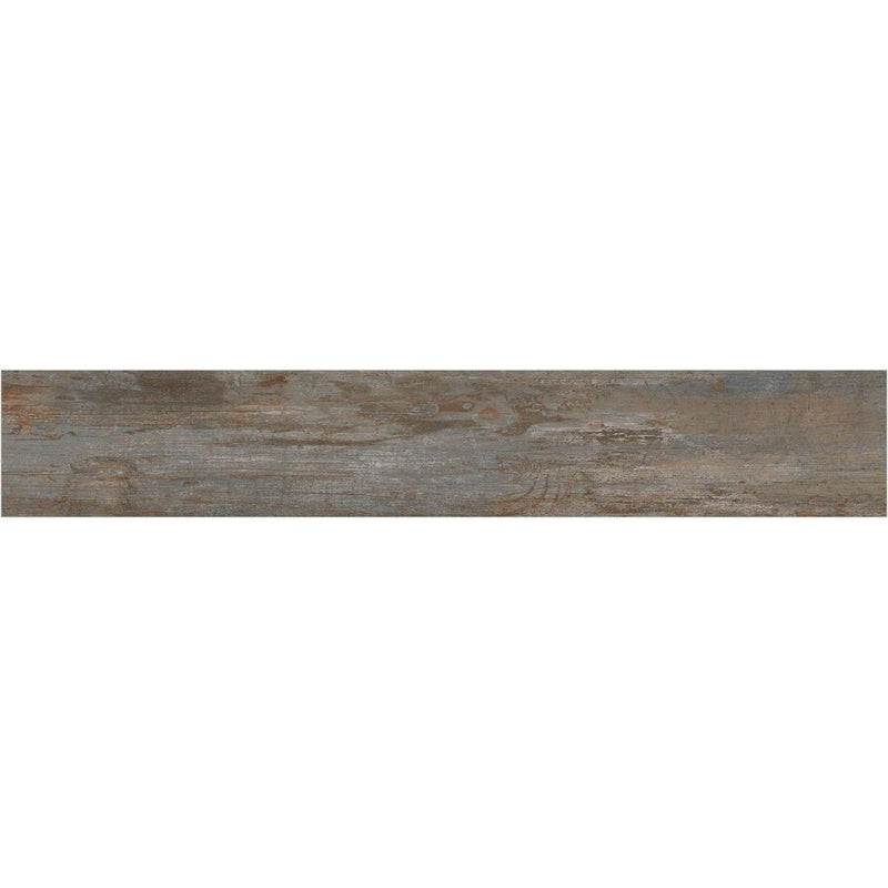 Iron Wood Mint 20x120cm Porcelain Wall and Floor Tile (Wood Collection)
