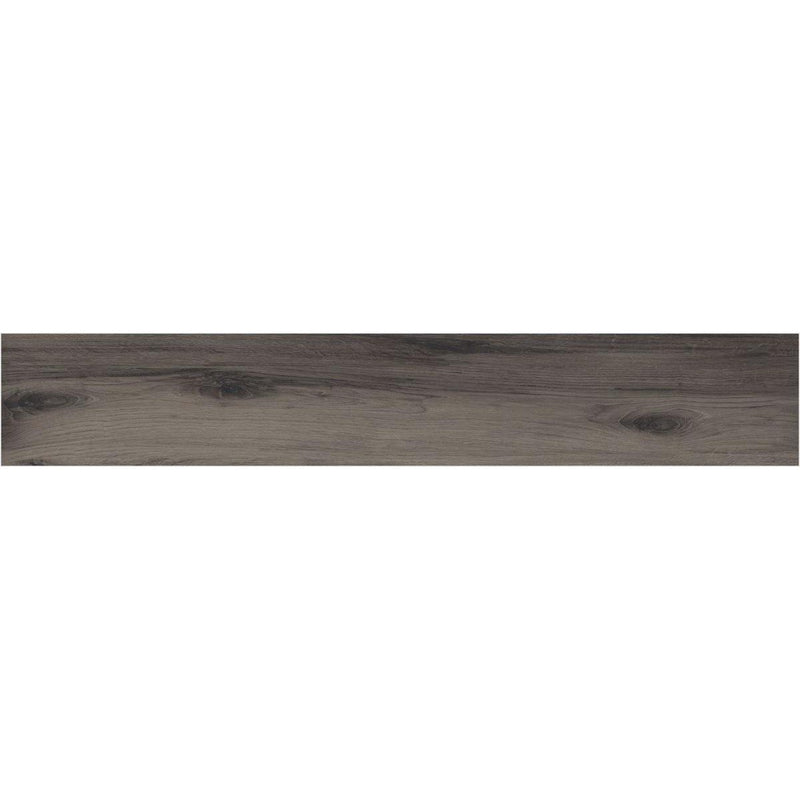 Mapple Coffee 20x120cm Porcelain Wall and Floor Tile (Wood Collection)