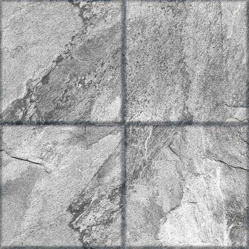 Paso Grey 40x40cm Porcelain Floor Tile (Parking Series)