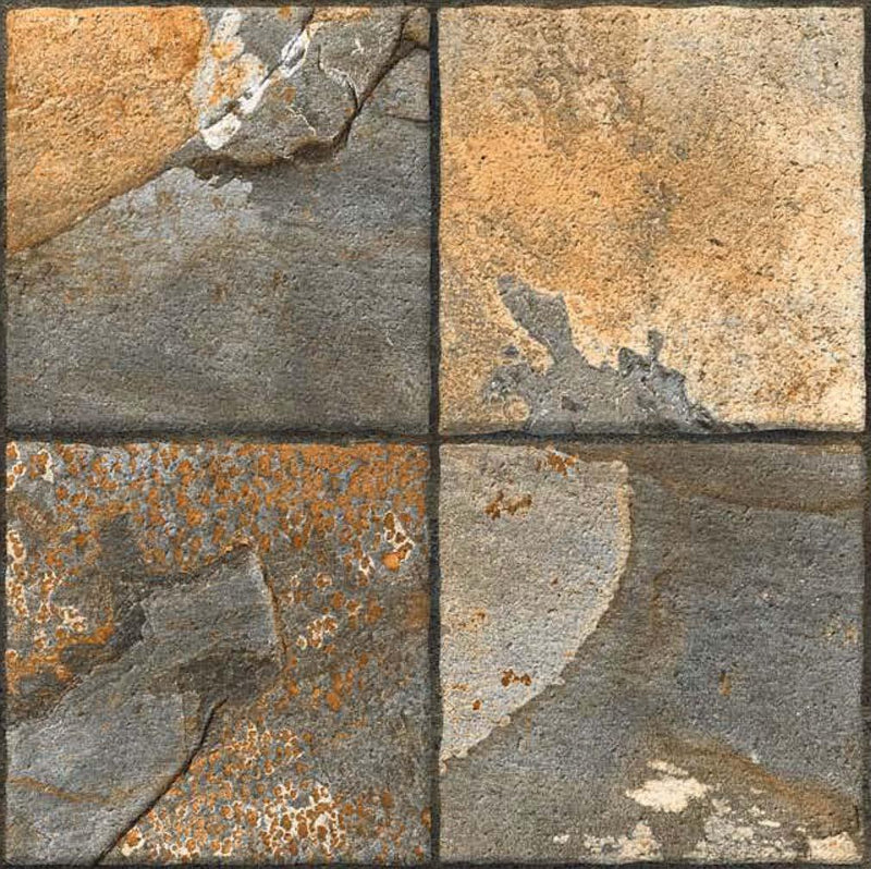 Paso Stone 40x40cm Porcelain Floor Tile (Parking Series)