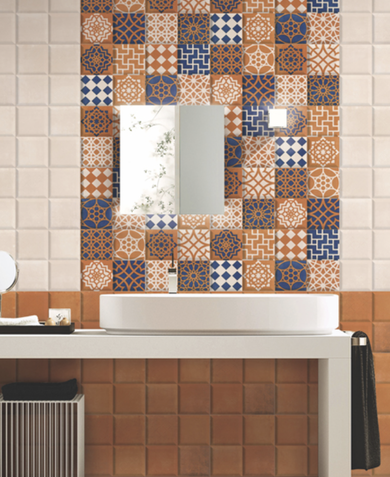 Piazza Axel DK Decorative Ceramic Wall Tile