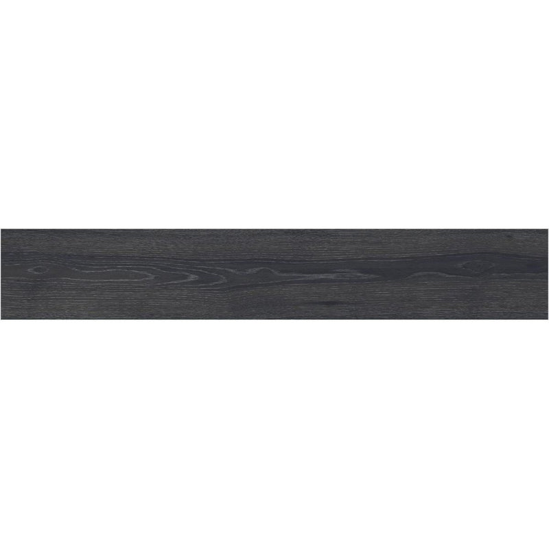 Popular Black 20x120cm Porcelain Wall and Floor Tile (Wood Collection)