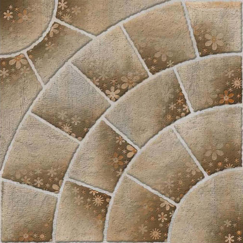 Rainbow Sandal 40x40cm Porcelain Floor Tile (Parking Series)
