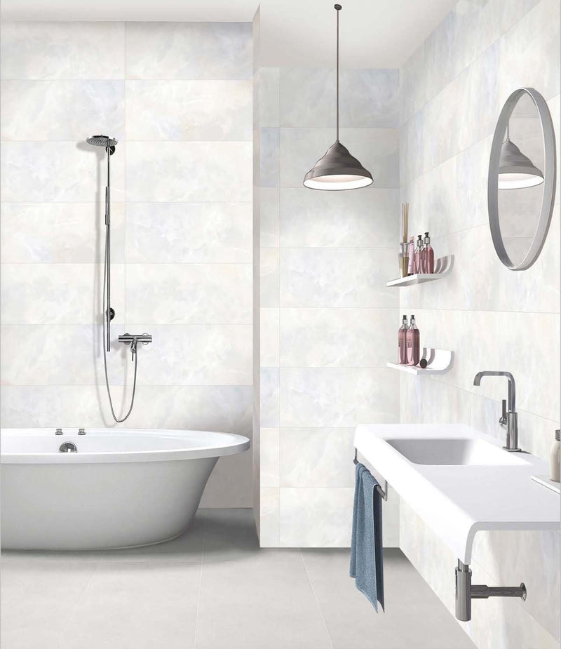 Sunny White 30x60cm Porcelain Wall and Floor Tile (PGVT Series)