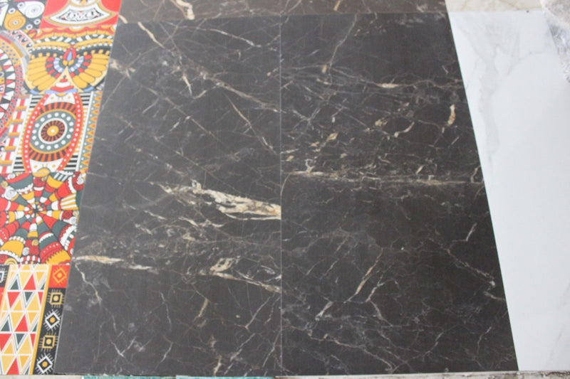 Italian Design Black Sugar Antislip Porcelain Wall and Floor Tile