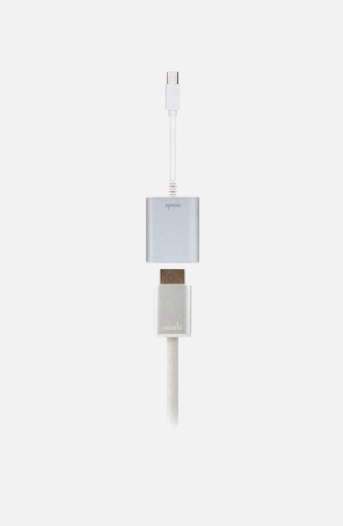 Moshi - Mini DisplayPort to HDMI Adapter (4K)