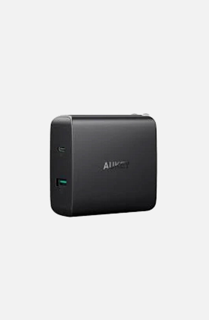 Aukey Dual Port 46W Wall charger With Power Delivery