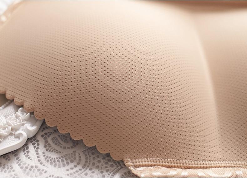 Seamless Hip Padded Panties