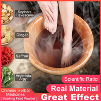 Herbal Detox Foot Soak Pack