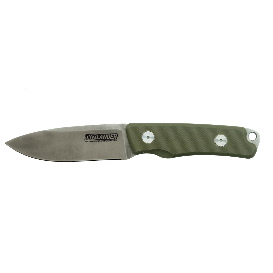 Outlander Knife - Khaki