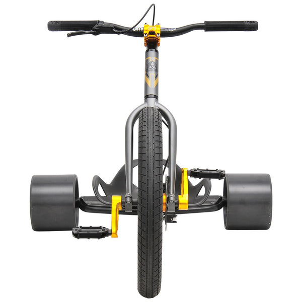 Triad Syndicate 4 Drift Trike - Grey/Black