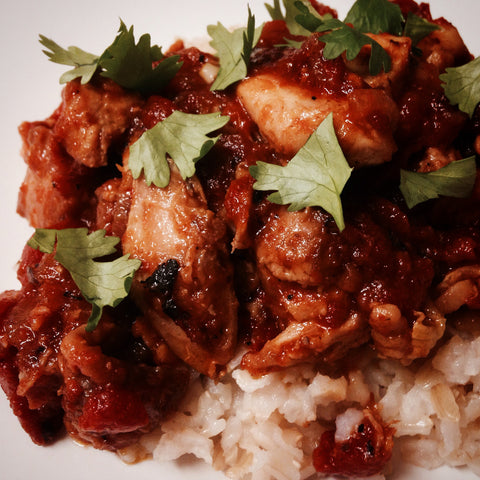 Chicken tikka masala exotic dish flavored with indian spices so lets just say were a little excited about the opportunity to share one of our favorite indian recipes chicken tikka masala forumfinder Choice Image