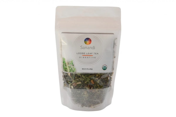 Digestive Herbal Loose Leaf Tea