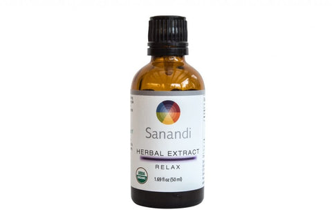 Relax Herbal Extract (50ml)