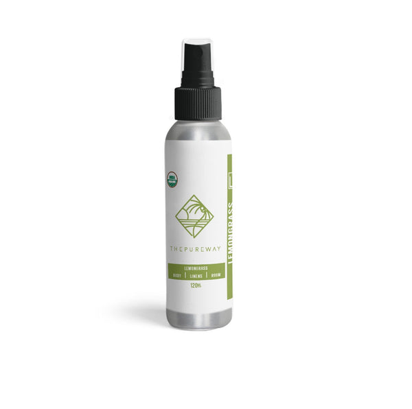 Pure Lemongrass Hydrosol (4oz)