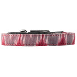 Maroon Dog Collar