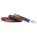 Red Ombre Dog Lead