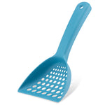 Beco Bamboo Cat Litter Scoop, Blue