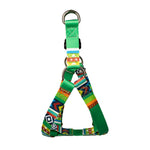 Green Blazer Harness