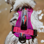 Dog Harness - Berry
