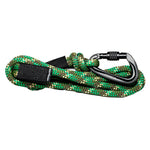 Climbing Rope Dog Lead With Carabiner- Camo