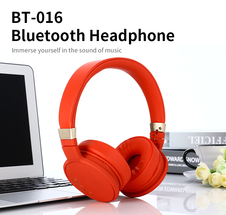 Stereo Sound Wireless Bluetooth Headphone | High quality