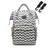 Large Capacity Bag pack for Moms | Nappy Backpack
