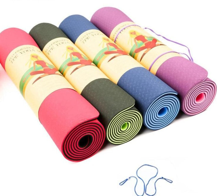 Yoga Mat - Pilates Supplies
