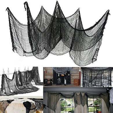 Halloween Decora O Spider Web Scary Party Scene